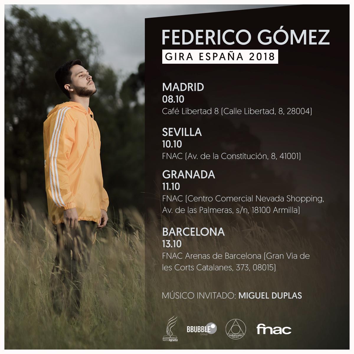 Gira-España-Federico-Gómez-2018-terra-ignota-www.terraignotaediciones.com-Publicar-un-libro-editar-Madrid-Barcelona-cataluña-españa-català-Andalucia-coedicion-00