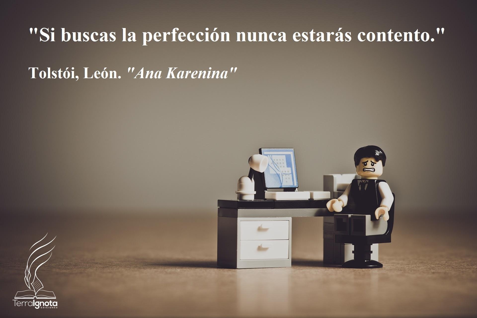 Frases De Libros Que Nos Gustan Ana Karenina León Tolstói