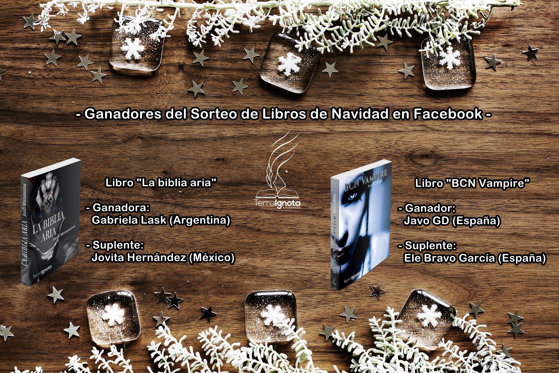 Publicar-un-libro-editar-Madrid-Barcelona-cataluña-españa-català-Andalucia-coedicion-autoedicion-sorteo-de-libros-de-navidad-la-biblia-aria-bcn-vampire-ganadores-facebook