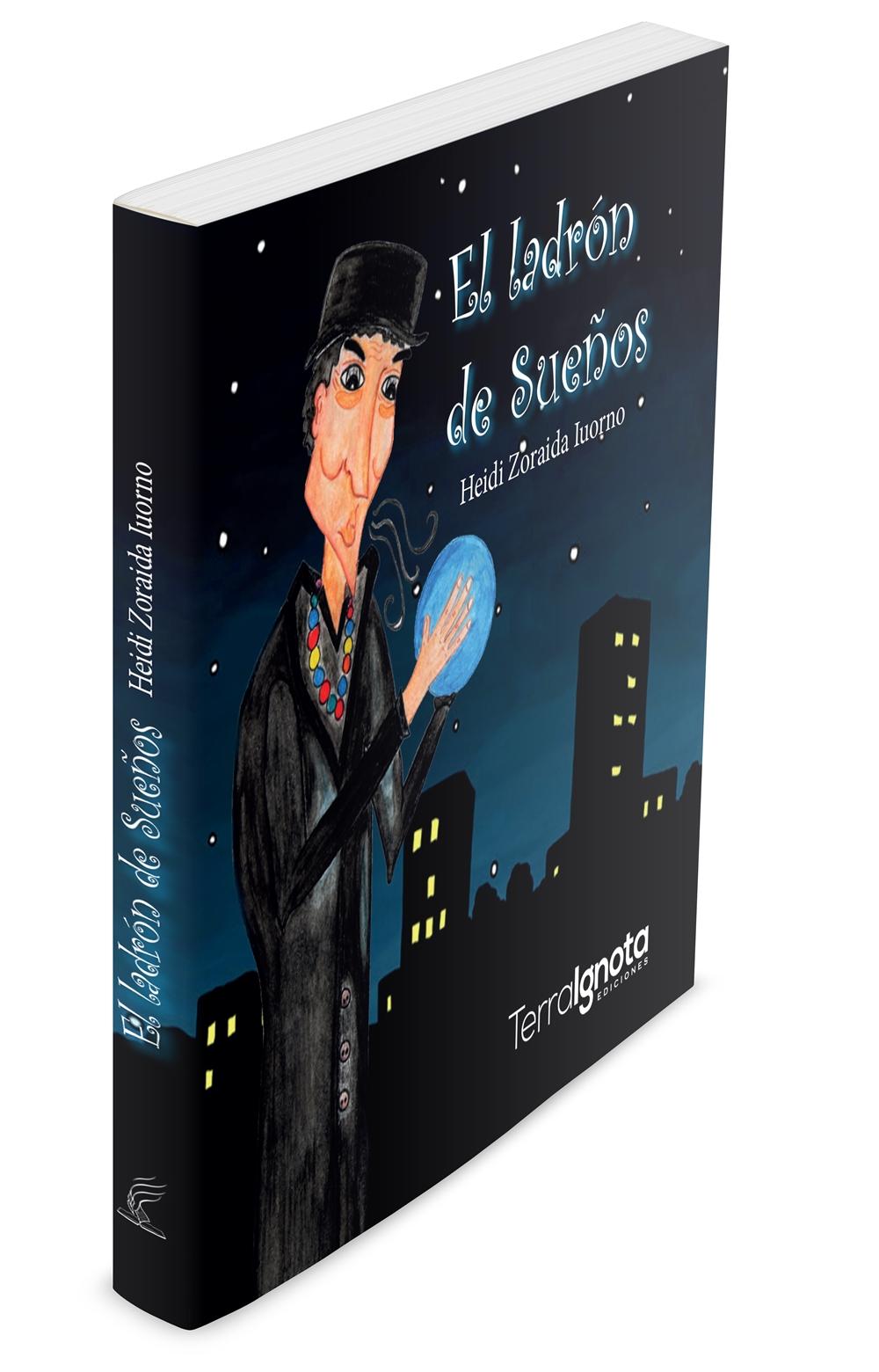 el-ladron-de-sueños-heidi-zoraida-Iuorno-libro-3d